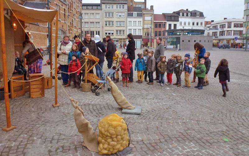 Spinrag Kindermuzefestival