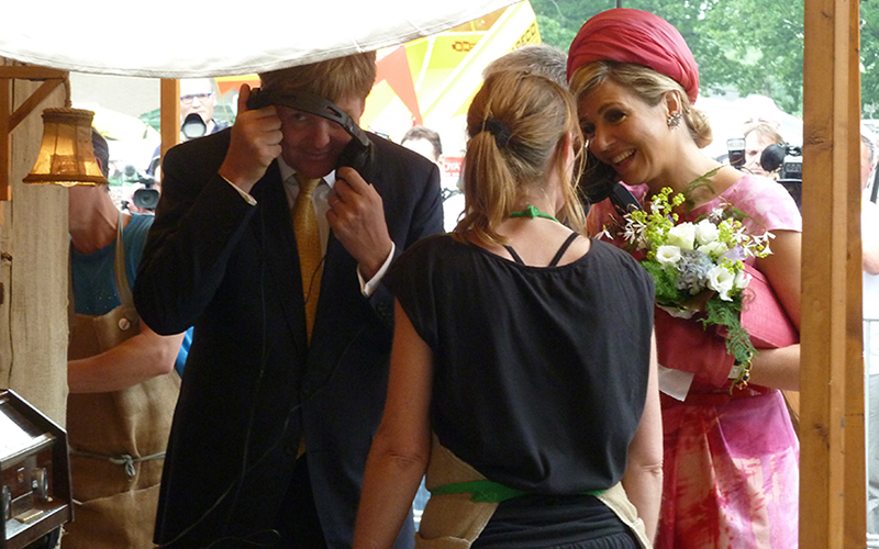 Willem Alexander Máxima